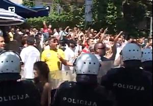 Montenegro Pride Violence