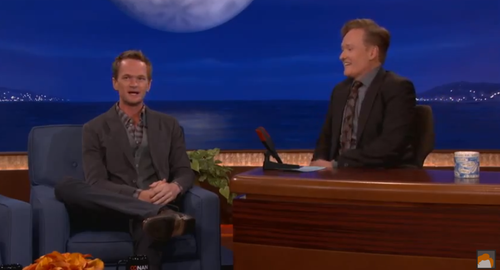 NPH on Conan