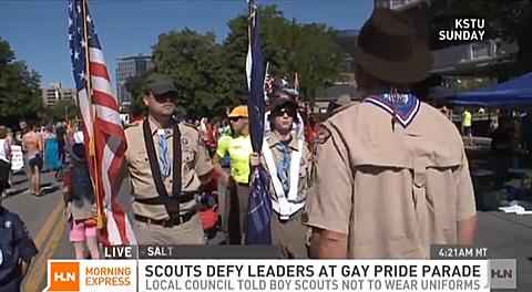 Scoutleaders