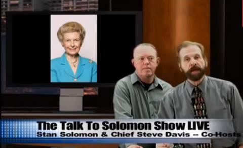Phyllis Schlafly, Stan Solomon, Steve Davis