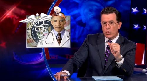 Colbert Obamacare