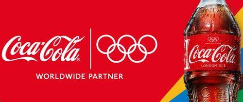 Coke Olympic Sponsor