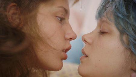 Blue-kissing