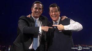 Santorum_colbert