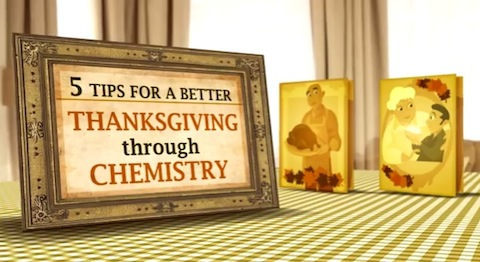 Better Thanksgiving Through Chemistry