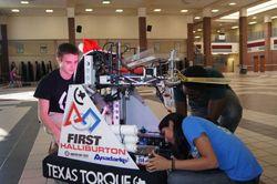 Conroe ISD Robotics