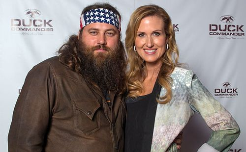 Willie & Korie Robertson