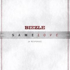 Samelove_bizzle