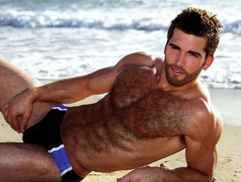 Super hairy gay men