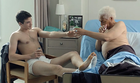 Gay old men film