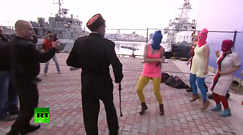 Cossacks_pussyriot