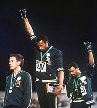 '68 salute