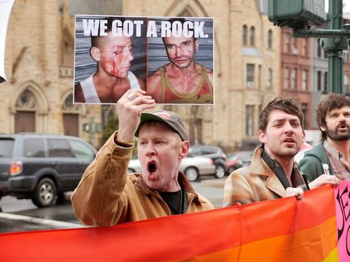 Harlem protest