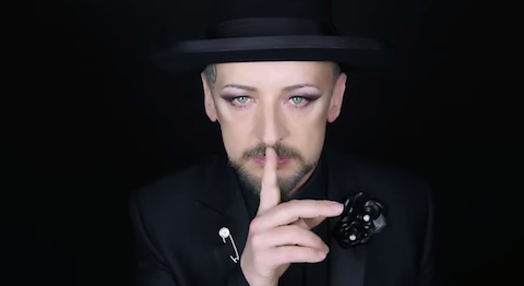 Boy George I Don't Love You