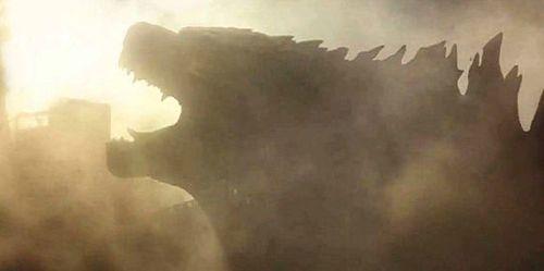 Godzilla-silhouette