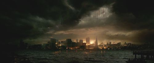 Godzilla-city