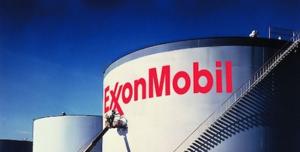 ExxonMobil tank