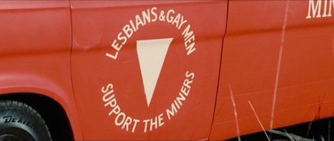 Pride gay miners strike movie