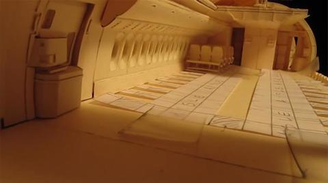 Manila Folder Boeing 777