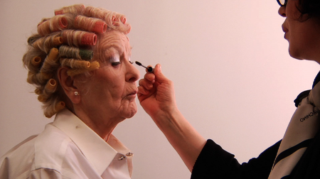 Stritch-makeup