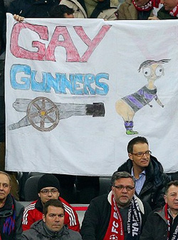 gay gunners