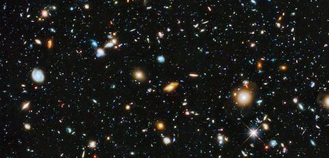 Hubble photograph
