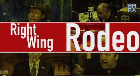 Right Wing Rodeo