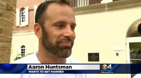 Aaron huntsman
