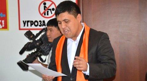 Dauren Babamuratov