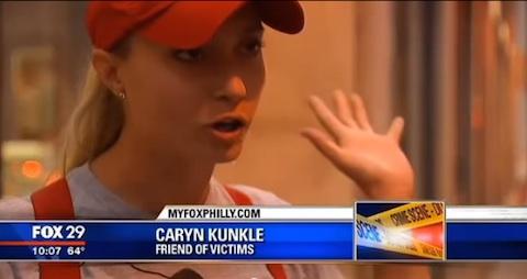 Philadelphia hate crime friend of victims