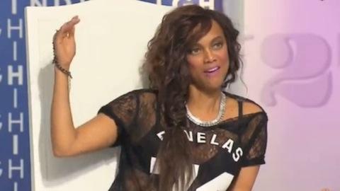 Tyra Banks Next Top Model