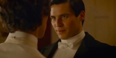 Downton Abbey rob james collier