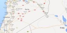 Syria Iraq border