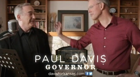 Paul davis kansas campaign ad