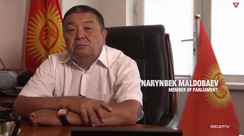 Narynbek Maldobaev
