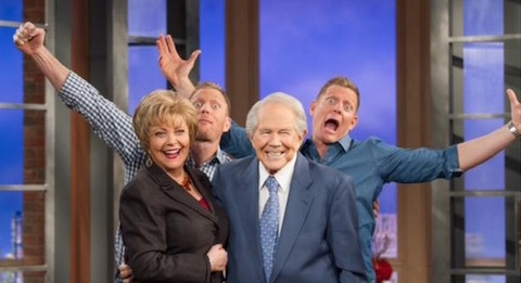 Benham Brothers and Pat Robertson