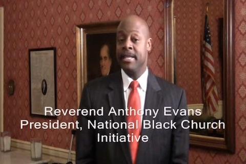 Anthony Evans