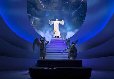 AOG - Jim Parsons, Tim Kazurinsky, Christopher Fitzgerald Rapture