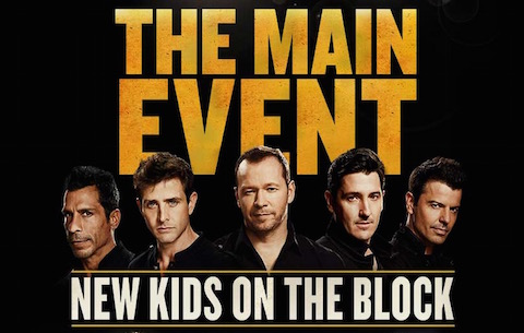 NKOTB Main Event