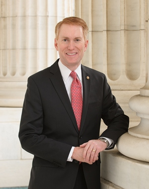 Senator Lankford Official Portrait - Copy
