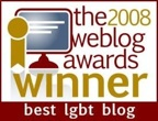 Best gay blog. Towleroad Wins Award