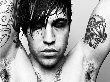 How Gay is Pete Wentz? Wentz1. Q magazine asks him that question in a recent ...