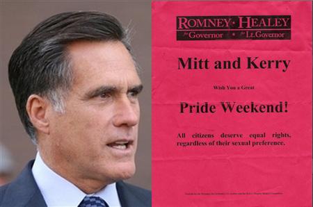 mitt romney muppet. Mitt Romney Gay Pride