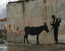 Banksywall