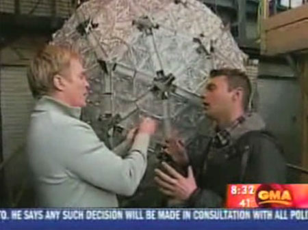 Over at Gawker, Sam Champion and Ryan Seacrest discuss Ikea furniture, ...