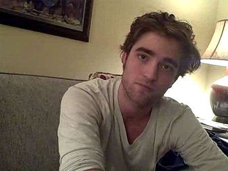 Gay Relationships and Fanging with Robert Pattinson. Pattinson