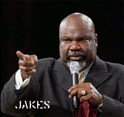 Jakes Bishop T.D. Jakes, the homophobic Dallas megachurch pastor whose son ...
