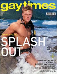 ... St. Croix featuring model Josh Saunders. It's unlikely Britain's Gay ...