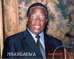 Mnangagwa